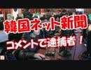 【ニコニコ動画】【韓国ネット新聞】 コメントで逮捕者!を解析してみた