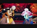 【ニコニコ動画】【MMD刀剣乱舞】小狐丸と鳴狐で番凩を解析してみた