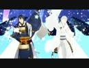 【ニコニコ動画】【MMD刀剣乱舞】ダンスダンスデカダンス【三日月と鶴丸】を解析してみた