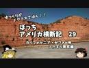第19位:【ゆっくり】アメリカ横断記29 カリゼファ号 ひたすら車窓編 thumbnail