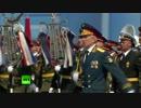 【ニコニコ動画】【ロシア】戦勝70周年パレード8【FULL】を解析してみた