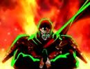 ニンジャスレイヤーのOPを世界忍者戦ジライヤの磁雷矢参上!にしてみる