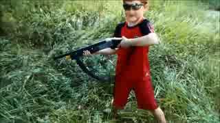 銃のハプニング集