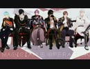 【MMD刀剣乱舞】一軍紹介【magician's operation】 thumbnail