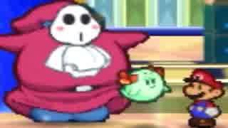 【実況】主役は紙!壮大なマリオストーリ