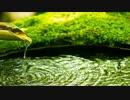 【ニコニコ動画】心の安らぎが欲しいあなたへ~竹と水のハーモニーを解析してみた