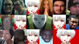 東京グールのアニメを見た海外の反応がバラバラすぎる件