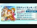 アニソンランキング 2015年5月【ケロテレビランキング】 thumbnail