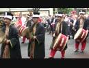 メフテル(トルコ・オスマン軍楽隊)の表参道パレード