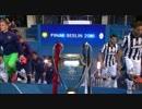 【ニコニコ動画】14-15 CL決勝  ユヴェントス vs バルセロナ オープニングセレモニーを解析してみた