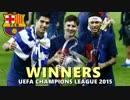 【ニコニコ動画】【バルセロナ】 14-15 UEFAチャンピオンズリーグ 全31ゴールを解析してみた