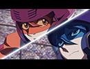遊☆戯☆王ARC-V (アーク・ファイブ) 第59話「地下ライディング・デュエル!!」