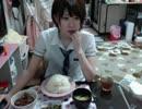 【ニコニコ動画】【まろにー】夕飯枠【大食い】を解析してみた