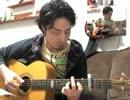 【ニコニコ動画】初投稿 「千本桜」 ソロギター&エレキギター by龍藏を解析してみた