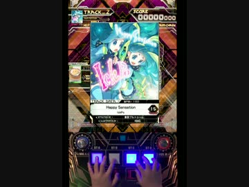 SDVX III】 Happy Sensation 【E...
