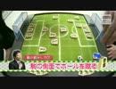 【ニコニコ動画】中田善晴九段による将棋サッカー講座 & 練習試合(vs相馬明五段)を解析してみた
