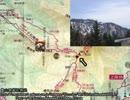 【ニコニコ動画】ゆっくり実況で5月の西穂高口~西穂山荘 を解析してみた