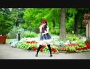 【ニコニコ動画】【足太ぺんた】真夏のレターレインボー full 踊ってみた【オリジナル】を解析してみた
