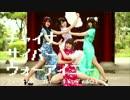 【ニコニコ動画】【私と豆と】チャイナサイバー@ウォーアイニー 踊ってみた【餅と蟻】を解析してみた