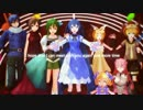 【MMD-PV】Music Wizard of OZ【予告編】