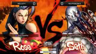 DreamHackSummer2015 ウル4 GrandFinal Luffy vs ProblemX