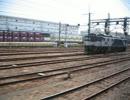【ニコニコ動画】ホリデー快速鎌倉号から見た梶ヶ谷貨物ターミナル駅を解析してみた
