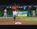 【ニコニコ動画】イチロー、三塁への盗塁成功を解析してみた