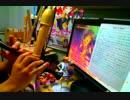 【ニコニコ動画】劇場版ラブライブ!【Angelic Angel】をリコーダー4重奏したを解析してみた