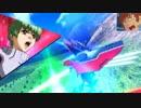 【EXVSFB】アムロが6月17日に追加されたDLC機体4機でオンライン戦!!