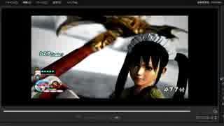 [プレイ動画] 戦国無双4-Ⅱの井伊家家訓伝授戦をMADOKAとNODOKAでプレイ
