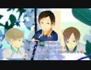 【ニコニコ動画】【手描きHQ!!】縁下と矢巾と二口でb/i/t/t/e/r【合唱】を解析してみた
