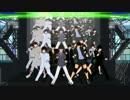 【ニコニコ動画】【ジャンル混合MMD】サラサラ黒髪でHelp Me!【またまた増えたよ!】を解析してみた