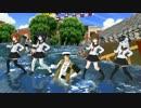 【ニコニコ動画】【MMD刀剣乱舞】本丸沈没!長谷部提督と ハイファイなのです【MMD艦これ】を解析してみた