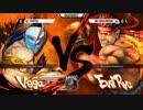 【ニコニコ動画】SEAM2015 ウル4 Pool1 2回戦 冷血 vs ウメハラを解析してみた