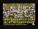 【ニコニコ動画】[日本の恥] 国会前で交通妨害をしているアホに告ぐ!どこの国から来たの?を解析してみた