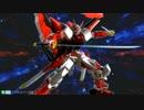 ガンダムEXTREME VS MB CPU戦 レッドフレーム改