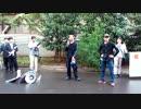 【ニコニコ動画】祝!「日之丸街宣女子」爆売れ記念デモ後 桜田修成さんを解析してみた