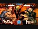 【ニコニコ動画】SEAM2015 ウル4 LosersFinal XiaoHai vs ときどを解析してみた