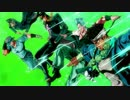 【ニコニコ動画】【JOJOMAD】DEAD END【第三部完結記念】を解析してみた