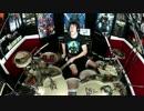 【ニコニコ動画】Blow Me Away - Drum Coverを解析してみた