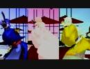 【ニコニコ動画】【MMD刀剣乱舞】三鶴小でGirls【※修正版】を解析してみた