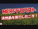 【MERSテロリスト】 済州島を旅行したニダ!