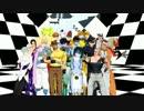 【ニコニコ動画】【MMD】承太郎とスタンドでgalaxias!【うろジョジョ】を解析してみた