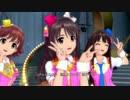 【ニコニコ動画】[MPV] お願い!シンデレラ [卯月×未央×凛]を解析してみた