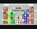 【ニコニコ動画】「My Favorite Vocaloid Song Medley」で「UTAU利き中の人企画」Ⅳを解析してみた