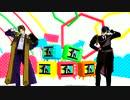 【ニコニコ動画】【MMD刀剣乱舞】シュレディンガイガーのこねこ【長谷部と光忠】を解析してみた