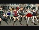 【ニコニコ動画】【MMD艦これ】ほぼ全ての艦娘(151人)を一斉に踊らせてみたを解析してみた