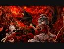 【ニコニコ動画】【第7回東方ニコ童祭】紅き月しが中夜の証【亡き王女の為のセプテット】を解析してみた