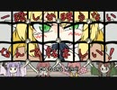 【ニコニコ動画】【第7回東方ニコ童祭】 東方×みんなのリズム天国で10thリミックスを解析してみた