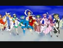 【ニコニコ動画】【第7回東方ニコ童祭】Gensouの閃光【東方×Gレコ】を解析してみた